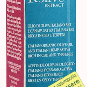 RELIVE EXTRACT CBD OLIO DI CANAPA