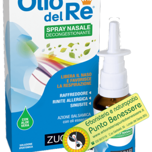 Olio del Re – Spray nasale